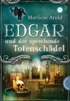 Buchcover Edgar und der sprechende Totenschädel