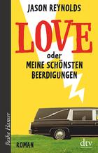 Buchcover Love oder Meine schönsten Beerdigungen
