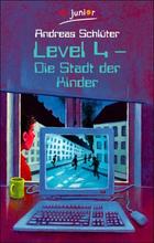 Buchcover Level 4 – Die Stadt der Kinder