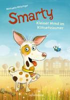 Buchcover Smarty. Kleiner Hund im Klassenzimmer