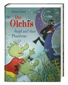 Buchcover Die Olchis - Jagd auf das Phantom