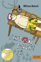 Buchcover Anton taucht ab