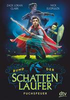 Buchcover Bund der Schattenläufer. Fuchsfeuer