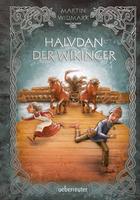 Buchcover Halvdan der Wikinger
