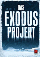Buchcover Das Exodus Projekt