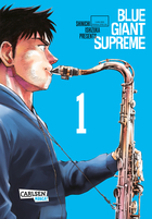Buchcover Blue Giant Supreme