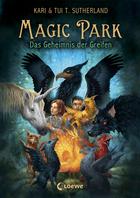 Buchcover Magic Park – Das Geheimnis der Greifen