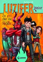 Buchcover Luzifer junior - Zu gut für die Holle