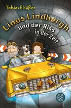 Buchcover Tobias Elsäßer: Linus Lindbergh und der Riss in der Zeit