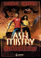 Buchcover Sarwat Cadda: Ash Mistry und der Dämonenfürst