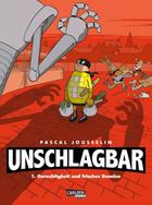 Buchcover Pascal Jousselin: Unschlagbar. 1. Gerechtigkeit und frisches Gemüse