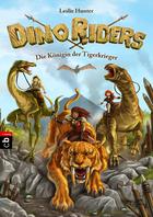 Buchcover Dino Riders - Die Königin der Dinokrieger