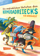 Buchcover Die unglaublichen Untaten des Bermudadreiecks