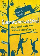 Buchcover Kannawoniwasein! Manchmal muss man einfach verduften