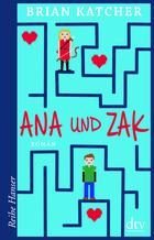Buchcover Ana & Zak