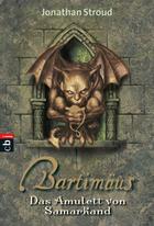 Buchcover Bartimäus – Das Amulett von Samarkand