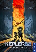 Buchcover Kepler62 - Buch 1: Die Einladung