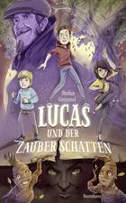 Buchcover Lucas und der Zauberschatten