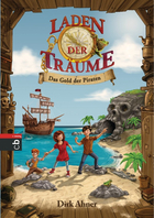 Buchcover Laden der Träume: Das Gold der Piraten