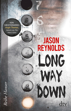 Buchcover Jason Reynolds: Long way down