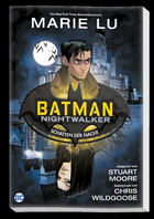 Buchcover Batman Nightwalker – Schatten der Nacht