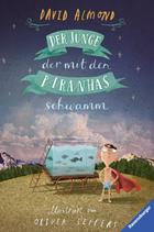 Buchcover Der Junge, der mit den Piranhas schwamm