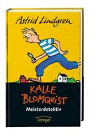 Buchcover Kalle Blomquist – Meisterdetektiv