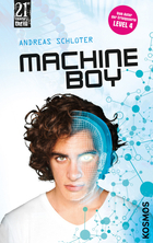 Buchcover Machine Boy