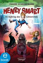 Buchcover Henry Smart – im Auftrag des Götterchefs