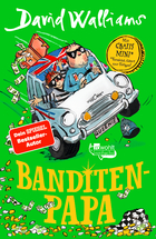 Buchcover David Walliams: Banditen-Papa