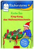 Buchcover Kirsten Boie: King-Kong, das Weihnachtsschwein