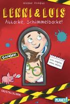 Buchcover Lenni & Luis. Attacke, Schimmelbacke!