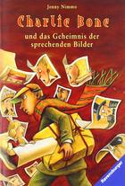 Buchcover Charlie Bone und das Geheimnis der sprechenden Bilder