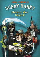 Buchcover Scary Harry –Die Meister aller Geister