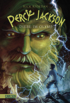 Buchcover Percy Jackson – Diebe im Olymp