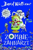 Buchcover Zombie-Zahnarzt
