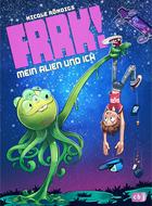 Buchcover FRRK! Mein Alien und ich