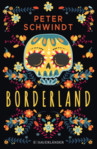 Buchcover Peter Schwindt: Borderland