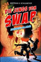 Buchcover Die Jungs vom S.W.A.P. – Zombie-Alarm
