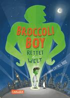 Buchcover Broccoli-Boy rettet die Welt