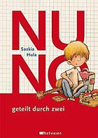 Buchcover Nuno geteilt durch zwei