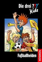 Buchcover Die drei Fragezeichen Kids. Fußballhelden