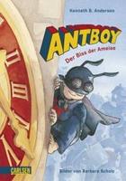 Buchcover Antboy – Der Biss der Ameise