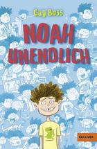 Buchcover Guy Bass: Noah unendlich