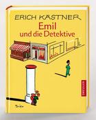 Buchcover Emil und die Detektive.