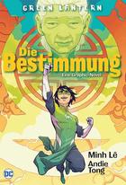 Buchcover Green Lantern - Die Bestimmung