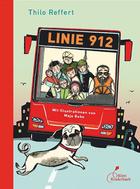 Buchcover Thilo Reffert: Linie 912