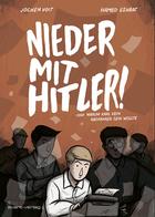 Buchcover Nieder mit Hitler! Oder warum Karl kein Radfahrer sein wollte