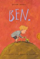 Buchcover Ben.