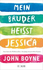 Buchcover Mein Bruder heißt Jessica